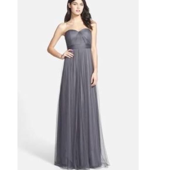 933f7dc2b83 NEW Jenny Yoo Annabelle Tulle Column Dress Size 2